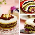 给年夜饭餐桌增添一道彩虹【彩虹年糕】给节日餐桌增色的12道菜