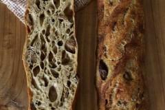 36小时天然酵种杂菇法棍-干蘑菇完胜鲜蘑菇