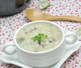 春节餐桌一定要有一碗暖胃粥——皮蛋牛肉粥