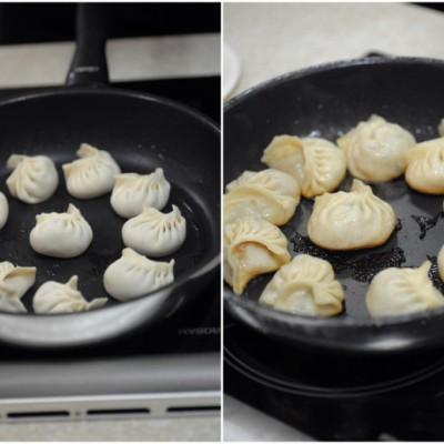 用一道新年主食作为本年度的收官作品---小2锅贴