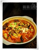 【胡蘿卜燒羊腿】口味的準確調和是制作燒菜的首要環節!