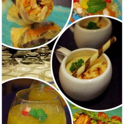 【广州】迎面吹来的异域混搭风——新概念东南亚风情菜