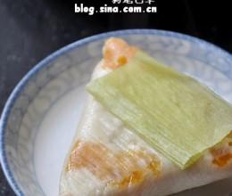 【玉米胡萝卜卤肉包子】一款非常好吃的包子馅儿