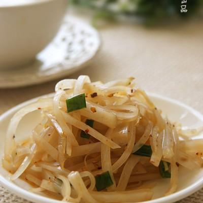 佐粥小菜【红油咸菜丝】--白米粥的最佳拍档