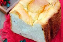 【蔓越莓吐司】面包机版吐司是如何炼成的