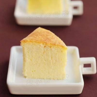小小改动让高热量蛋糕放心吃——【豆渣重乳酪蛋糕】