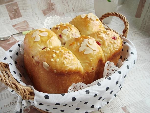 面包机双味吐司