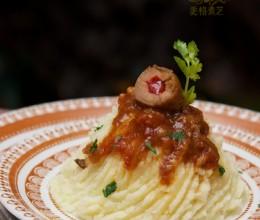 西餐里最容易最有用的菜-土豆泥MashedPotato