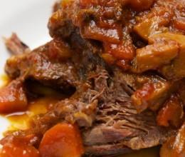 5小时文火造就软嫩的意式烤牛肉ItalianBeefPotRoast