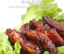 菜鸟也可做出大师级别的菜—花雕酒焖鸡翅