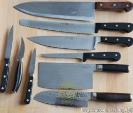 你的厨房需要什么样的刀-厨刀ABC