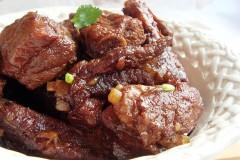 包你一吃便刻骨铭心的解馋大肉菜:冰花酸梅排骨