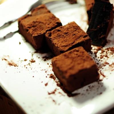 手工松露巧克力-----用顶级材料打造入口即化的丝滑感受