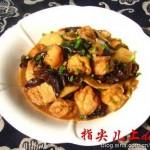 吃了不长胖的美味三鲜豆腐泡