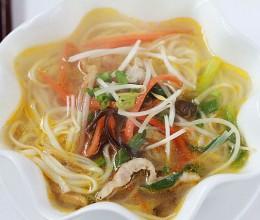 春暖乍寒时来一碗养胃的家常面条---家常面条的十大经典做法