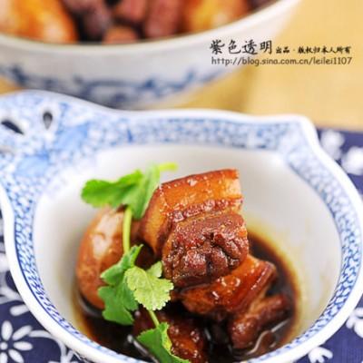 【铸铁锅菜谱16】属于我的治愈系美食--经典红烧肉(雪碧版)