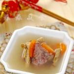 春季祛湿汤---五指毛桃猪骨汤