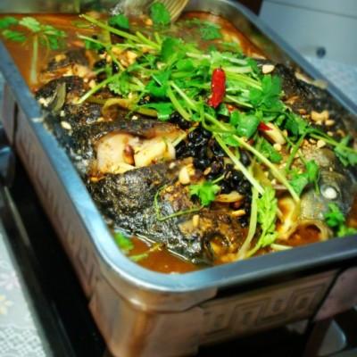 在家如何做好风靡全国的烤鱼——【酱香烤鱼】附20张过程图