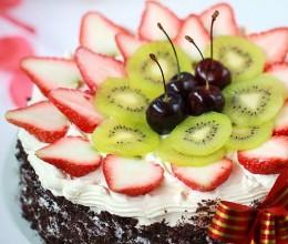 煮夫分享如何给自己做人生第一个华丽的生日蛋糕