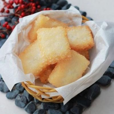 自己动手做老上海人最喜欢的早点之一【粢饭糕】
