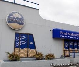在多伦多最大海鲜市场搜求奇异食材