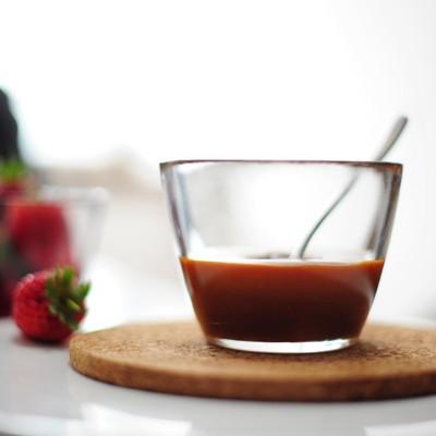 焦糖奶油酱-----用淡奶油轻松自制焦香美味的多用酱