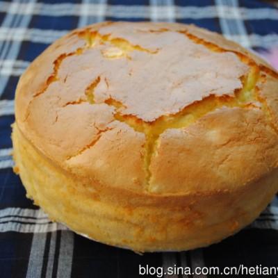 小窍门让蛋白不消泡——香草轻乳酪蛋糕(淡奶油版)