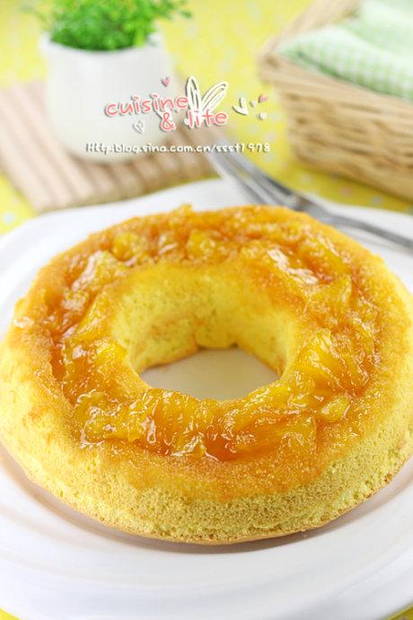 菠萝季最不可错过的甜点反转菠萝蛋糕
