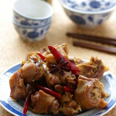 来自中国板鸭之乡的腊味之王——耐人回味的香辣旱蒸板鸭