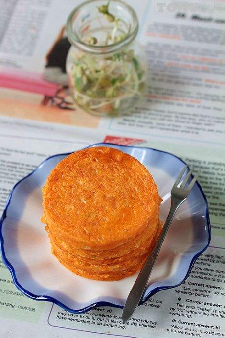 平底锅中式健康批萨最对我们中国人的胃
