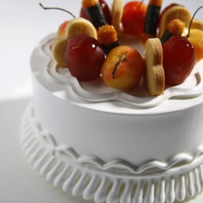 简单教你做蛋糕不可缺少的裙子花边——一生相许