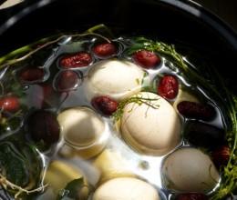 【地菜花煮鸡蛋】一年只吃一次哦,三月三地菜花煮鸡蛋!