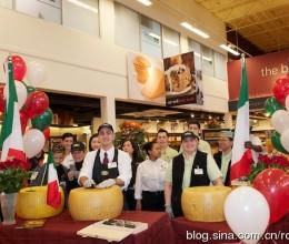 见证奶酪之王吉尼斯新纪录的诞生