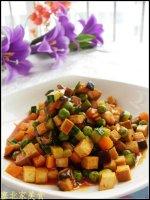 3分钟搞定一道适合春季吃的下火菜——炝炒豆芽