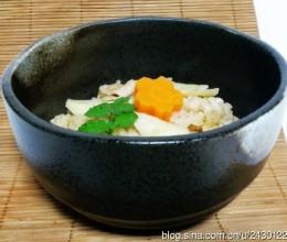 春意浓浓——巧洗春笋做日本什锦饭