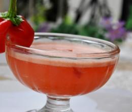 【红甜椒红黄樱番汁】让家庭DIY饮品更好喝的六要诀!