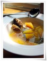 【木瓜炖雪蛤】家庭炖雪蛤,如何有效去除蛤腥味?