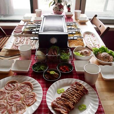 【家宴】让人三天前就开始期待的私家聚会--私家日式烤肉宴