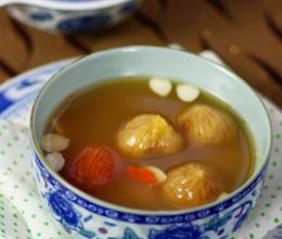 滋润整个春天的应季汤——镇咳祛痰的无花果瘦肉汤