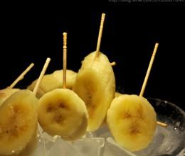 【香蕉冰淇淋】美味超简单,1分钟健康冰淇淋一吃就上瘾!