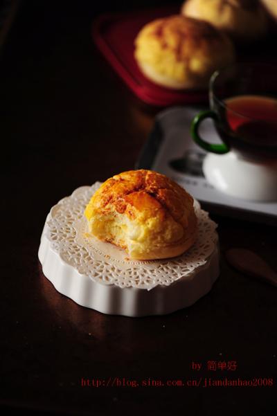 冰火菠萝油----去茶餐厅必点的超人气地道港式美食