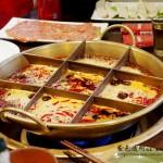 食记录:网上盛传很正宗的超人气重庆火锅----重庆杨家火锅(跟随瑞典电视台采访拍摄)