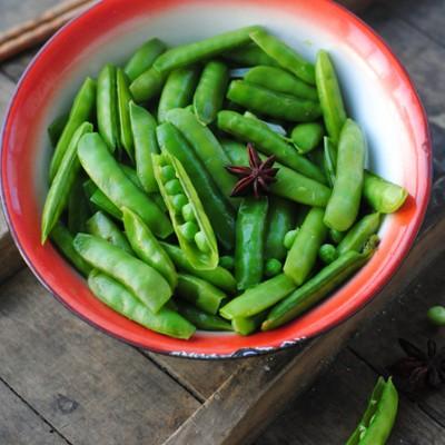 【盐水豌豆】——豌豆的最鲜嫩吃法