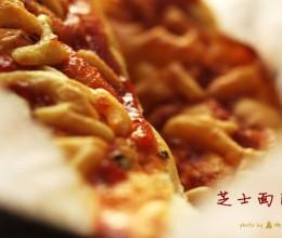 小朋友最爱之披萨变身记-------芝士面包