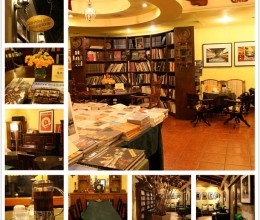 【行游上海】绍兴路汉源书店在书香中品茗的咖啡时光