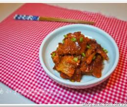 独具特色的韩式家常菜——辣酱炖明太鱼