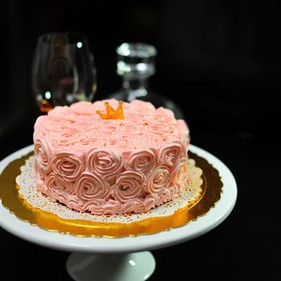 可可奶油花蛋糕----甜蜜又温馨的美好祝福送给妈妈(附十款精选适合节日的蛋糕)