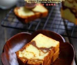 焦糖乳酪黄油蛋糕