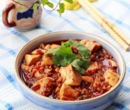 麻婆豆腐的最家常做法——【麻婆豆腐】
