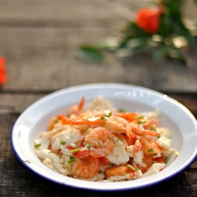 倔强。【哈哈比餐厅更好吃懒人必学秘制芙蓉虾做法】。